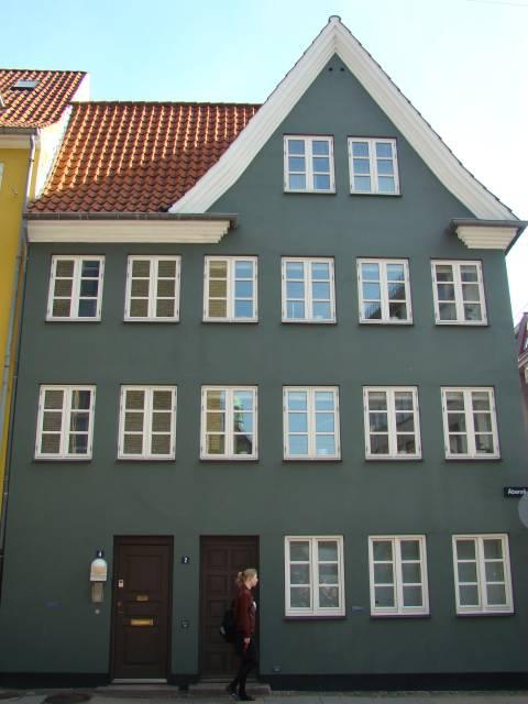 Åbenrå 2-4 - facaden til Landemærket - 2