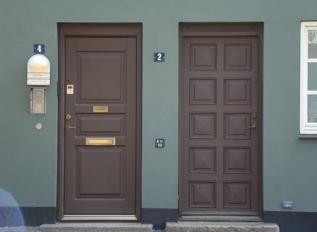 Åbenrå 2-4 - indgangsdørene ligger begge til Åbenrå - 3