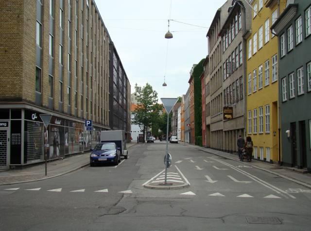 Åbenrå set fra Landemærket - foto fra juni 2008