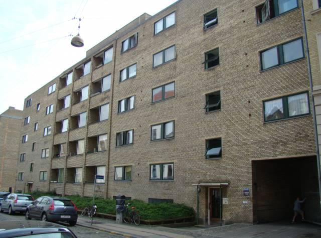 Adelgade 57-63 - Klerkegade 5-7 - facaden til Klerkegade -4