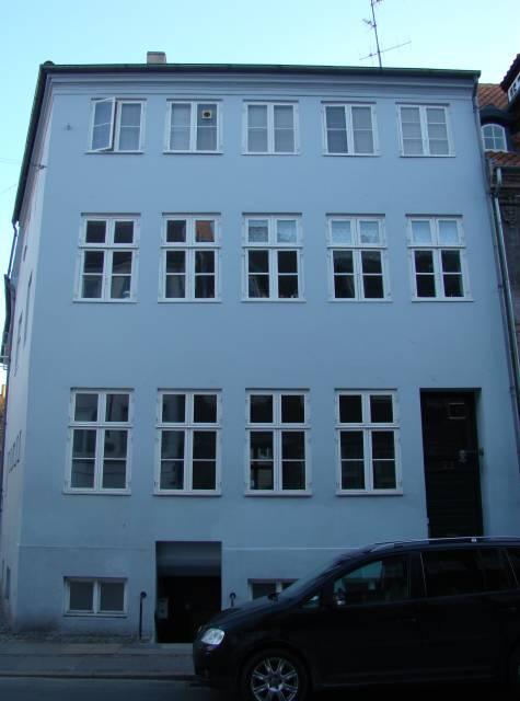 Åbenrå 23 - Hauser Plads 24 - her Åbenrå 23 - 1