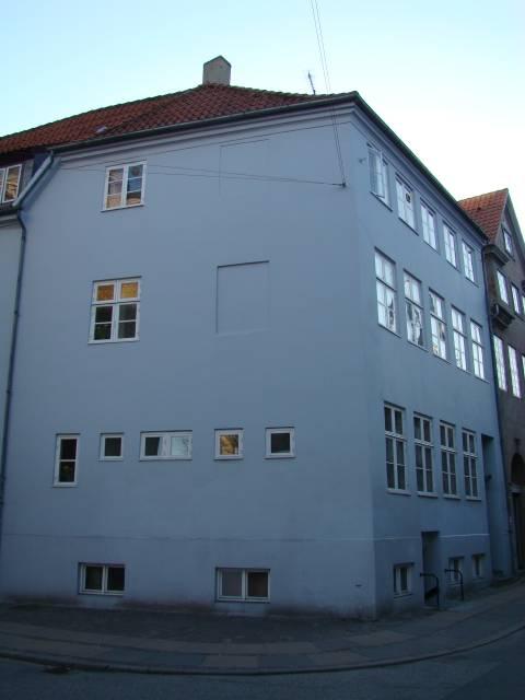 Åbenrå 23 - Hauser Plads 24 - her gavlen til Åbenrå 23 - 2