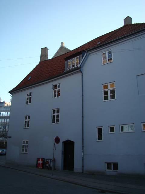 Åbenrå 23 - Hauser Plads 24 - her sidehuset - 6