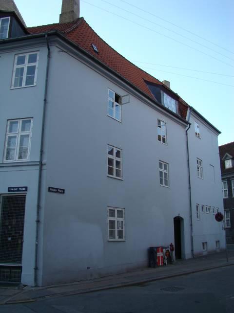 Åbenrå 23 - Hauser Plads 24 - her sidehuset - 7