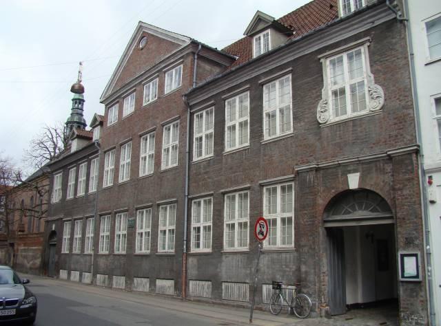 Åbenrå 32-36 - forhuset - 2