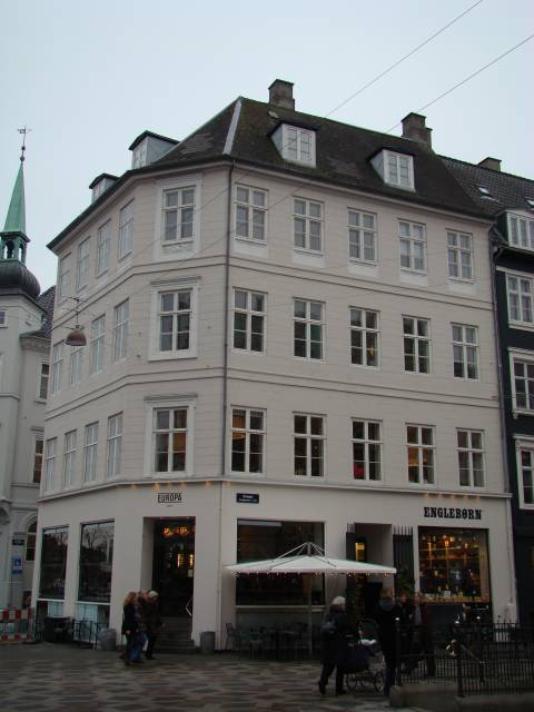 Amagertorv 1 - Højbro Plads 2 - Foto fra januar 2009 - 2
