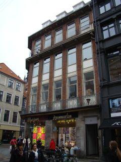 Amagertorv 16 - Niels Hemmingsensgade 2 - lille - th
