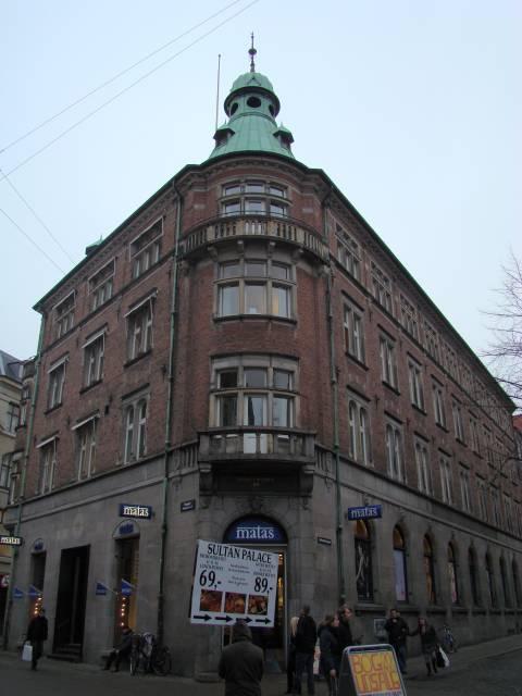 Amagertorv 24 - Klosterstræde 2 - 1