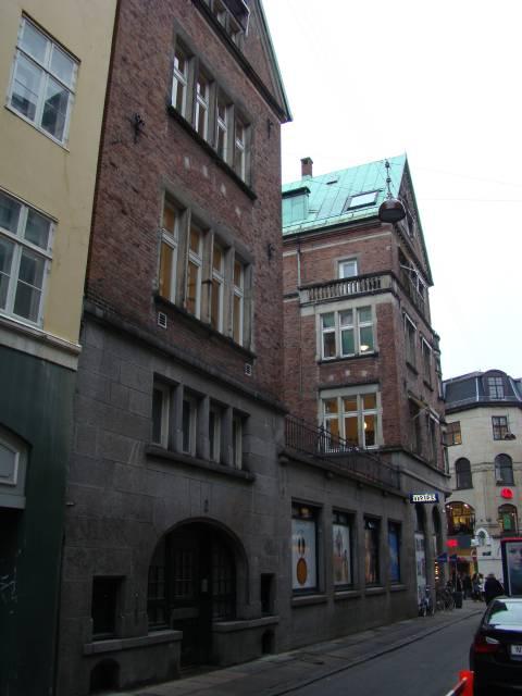 Amagertorv 24 - Klosterstræde 2 - 3
