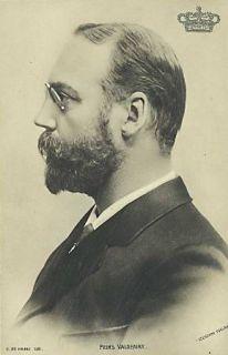Amaliegade 18 - Toldbodgade 43a-g - Prins Valdemar (1858-1939) - postkort fra 1905 - 5