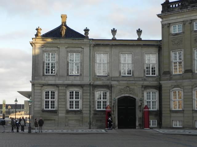 Amaliegade 18c-d - Amalienborg Slotsplads 2-2a-c-4 - Toldbodgade 45-45a-d - 4