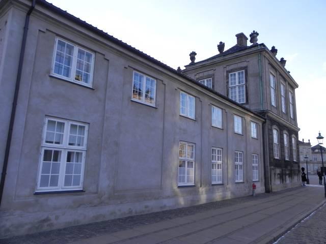 Amaliegade 18c-d - Amalienborg Slotsplads 2-2a-c-4 - Toldbodgade 45-45a-d - 6