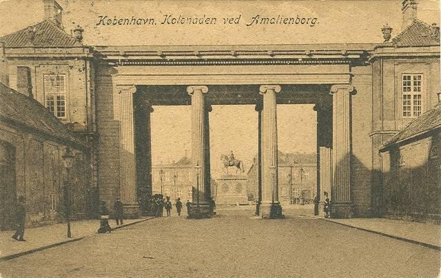 Amaliegade 19-19a-f - Amalienborg Slotsplads 1-3-3a-d - 16