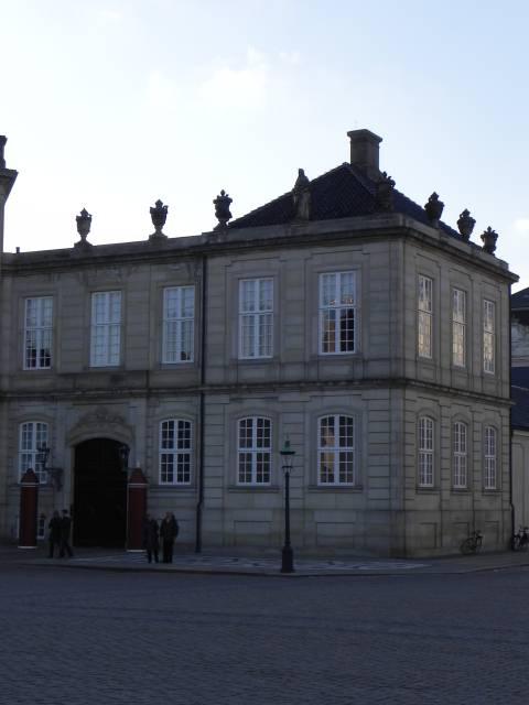 Amaliegade 19-19a-f - Amalienborg Slotsplads 1-3-3a-d - 3