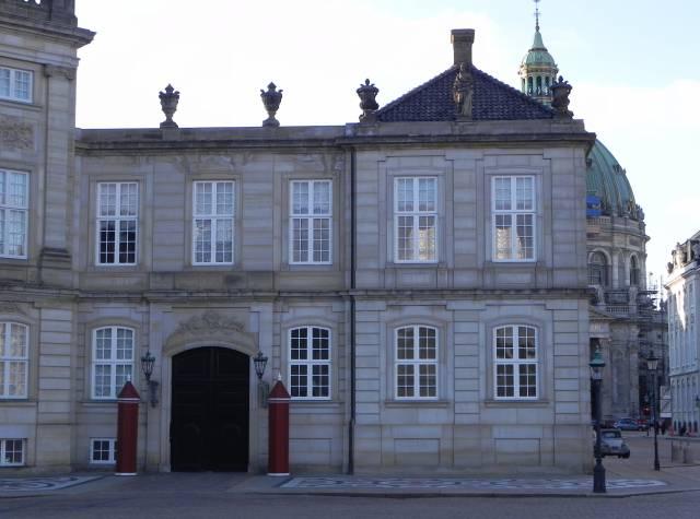 Amaliegade 19-19a-f - Amalienborg Slotsplads 1-3-3a-d - 4