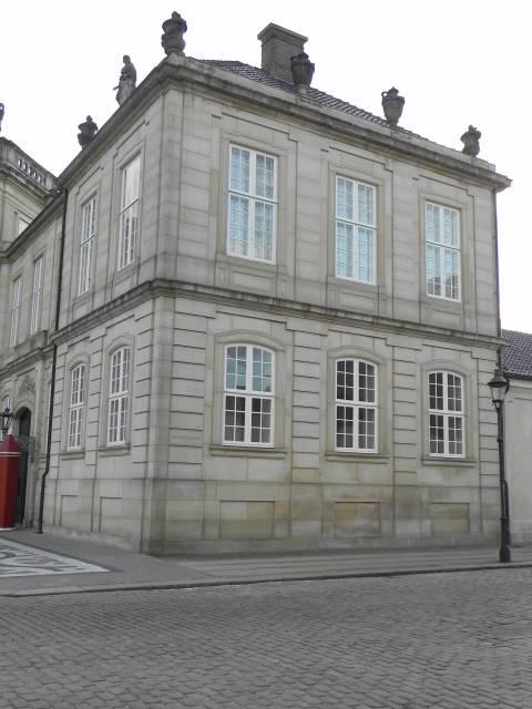 Amaliegade 19-19a-f - Amalienborg Slotsplads 1-3-3a-d - 5