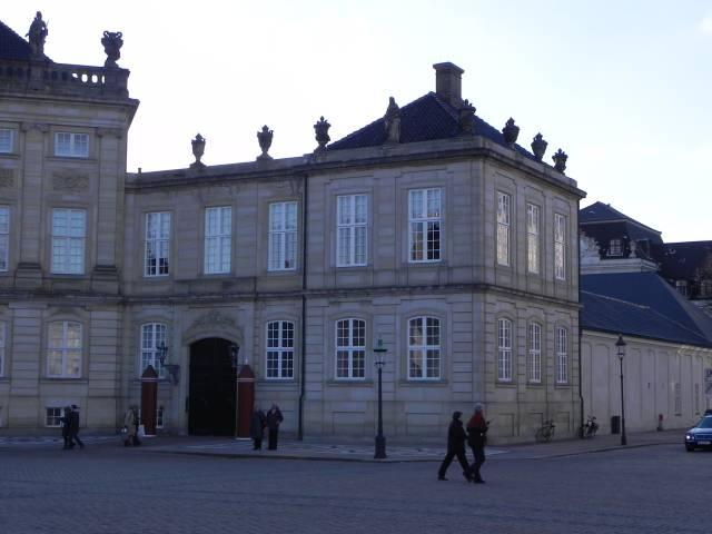 Amaliegade 19-19a-f - Amalienborg Slotsplads 1-3-3a-d - 6