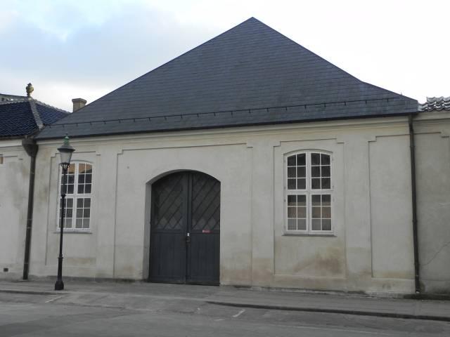 Amaliegade 19-19a-f - Amalienborg Slotsplads 1-3-3a-d - 8