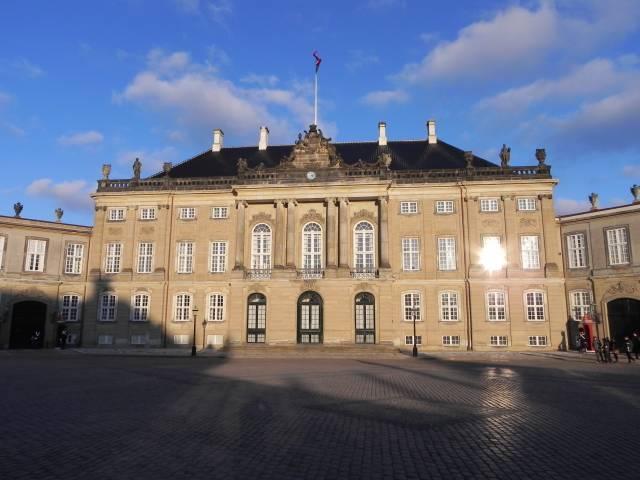 Amaliegade 20-20a-c - Amalienborg Slotsplads 6-6a-c-8 - Toldbodgade 47 - 1
