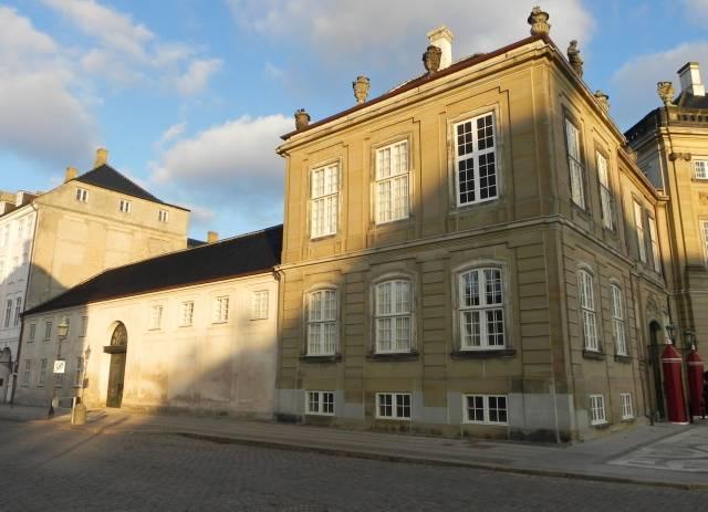 Amaliegade 20-20a-c - Amalienborg Slotsplads 6-6a-c-8 - Toldbodgade 47 - 14