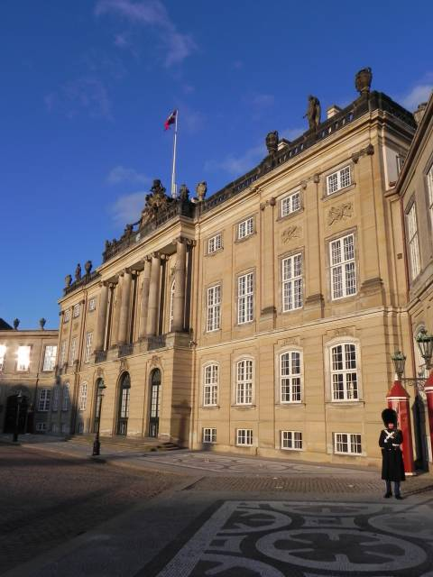 Amaliegade 20-20a-c - Amalienborg Slotsplads 6-6a-c-8 - Toldbodgade 47 - 2