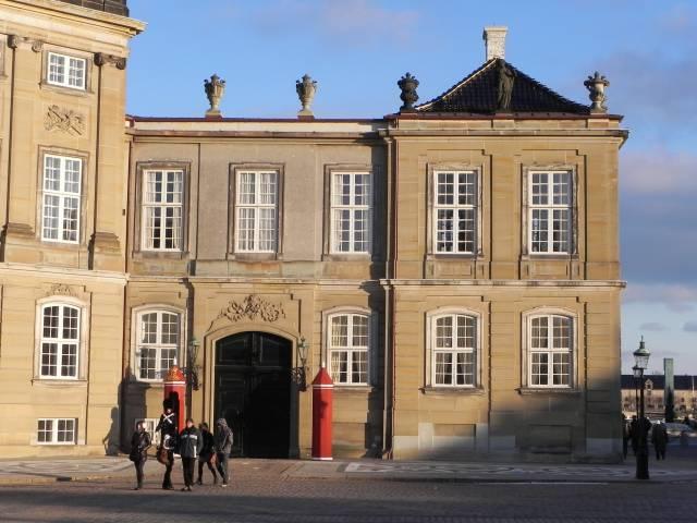 Amaliegade 20-20a-c - Amalienborg Slotsplads 6-6a-c-8 - Toldbodgade 47 - 5