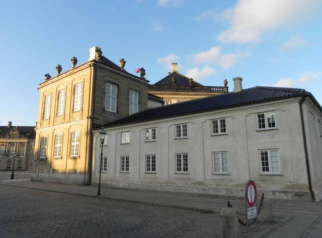 Amaliegade 20-20a-c - Amalienborg Slotsplads 6-6a-c-8 - Toldbodgade 47 - 7
