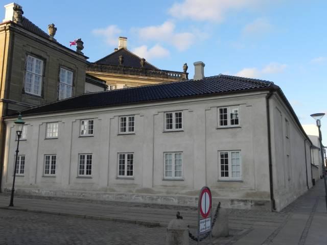 Amaliegade 20-20a-c - Amalienborg Slotsplads 6-6a-c-8 - Toldbodgade 47 - 8