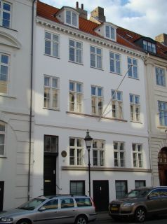 Amaliegade 47 - lille - tv