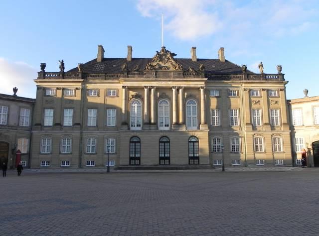 Amalienborg Slotsplads 5-7-7a-k - 1