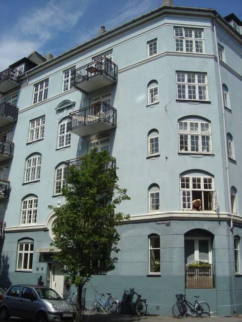 Andreas Bjørns Gade 1 - Brobergsgade 3 - 1