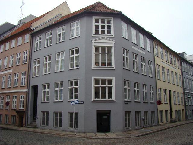 Asylgade 2-4 - Vingårdstræde 9-11 - Dybensgade 2-4 - 1