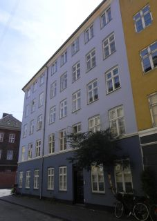 Bådsmandsstræde 12 - Dronningensgade 79 - lille - th