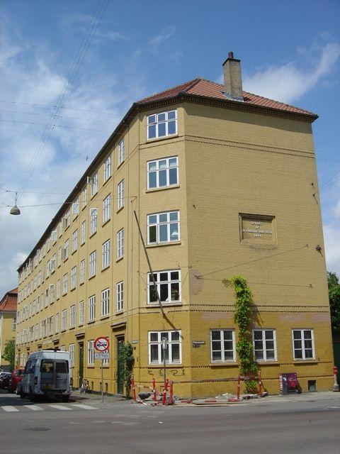 Bådsmandsstræde 21-31 - Prinsessegade 37 - 1