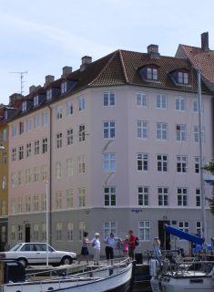 Bådsmandsstræde 8 - Overgaden Oven Vandet 56 - lille - tv