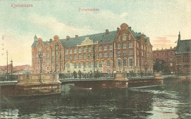 Børsgade 4-8 - Slotsholmsgade 1-3 - postkort 4