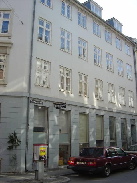 Badstuestræde 16 - Brolæggerstræde 1 - 5