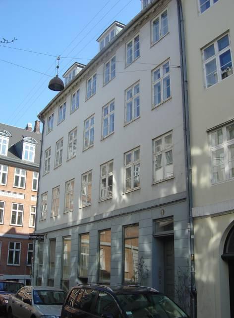 Badstuestræde 16 - Brolæggerstræde 1 - 7