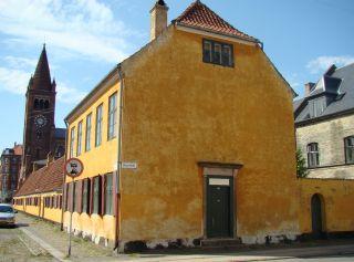 Borgergade 101 - Sankt Pauls Gade 20-40 - lille - th