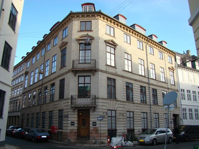Brolæggerstræde 13 - Rådhusstræde 1 - 1