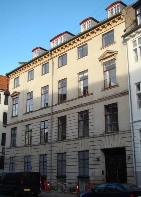 Brolæggerstræde 13 - Rådhusstræde 1 - 3