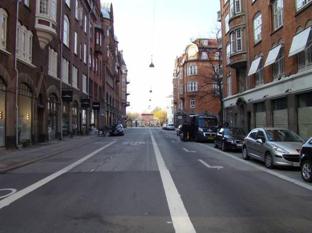 Christian IXs Gade - 1
