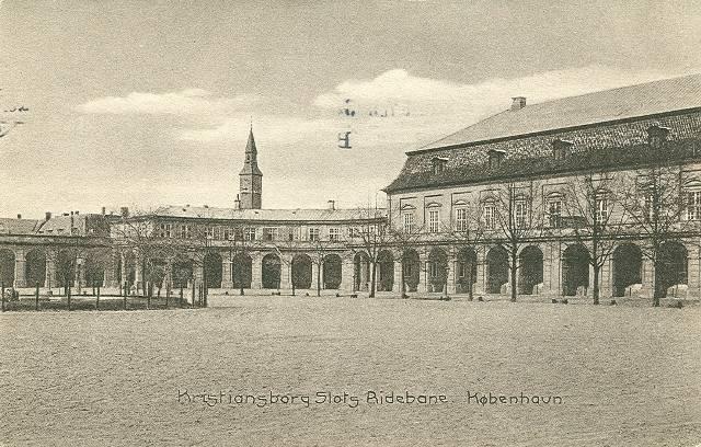 Christiansborg Ridebane - 1