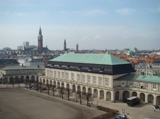 Christiansborg Ridebane - 2