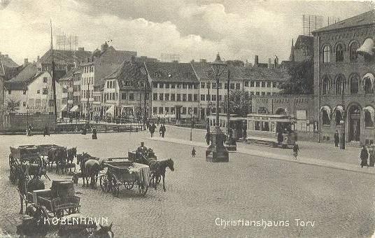 Christianshavns Torv - 1