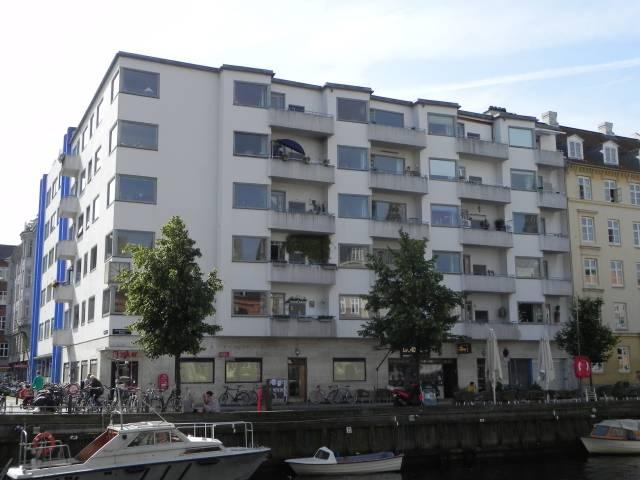 Christianshavns Torv 2-4 - Overgaden Oven Vandet 36-38 - 3