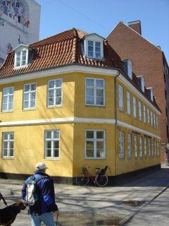 Christianshavns Voldgade 45 - Torvegade 66 - lille - tv