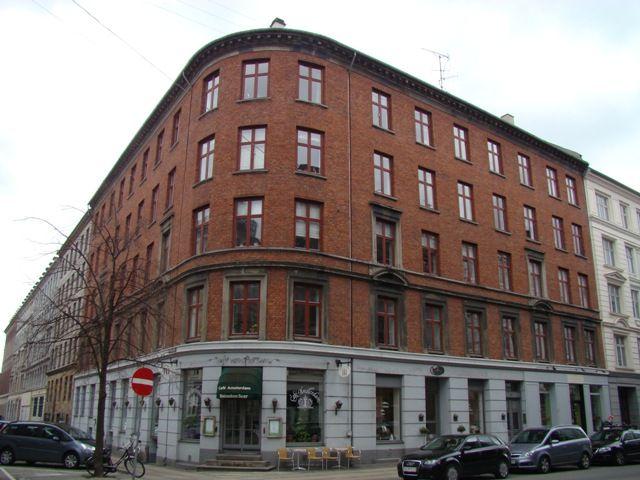 Cort Adelers Gade 2 - Holbergsgade 22 - 1