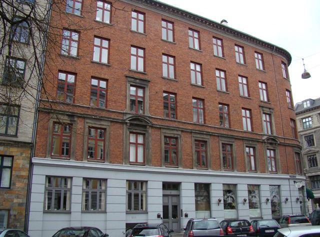 Cort Adelers Gade 2 - Holbergsgade 22 - 2