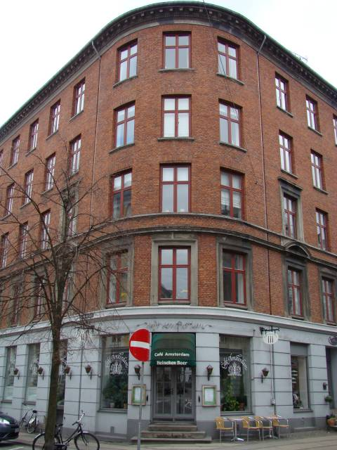 Cort Adelers Gade 2 - Holbergsgade 22 - 3